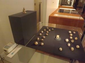 Pièces du hnefatafl - Musée national de Reykjavik